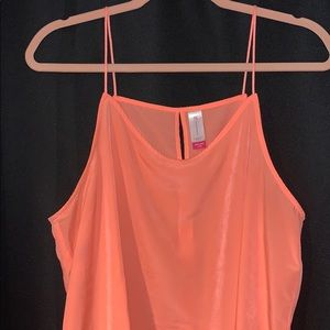 Neon Samon Tank Top